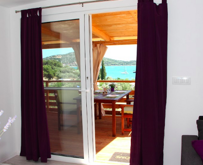 Tisno,Croatia,2 Bedrooms Bedrooms,1 BathroomBathrooms,Apartment,1108