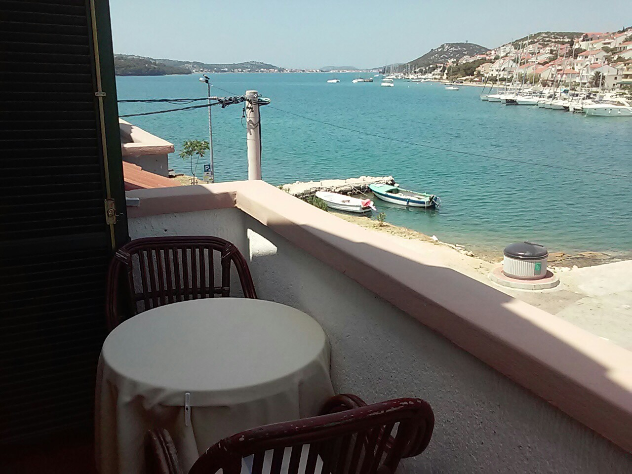 Tisno,Croatia,1 Bedroom Bedrooms,1 BathroomBathrooms,Apartment,1110