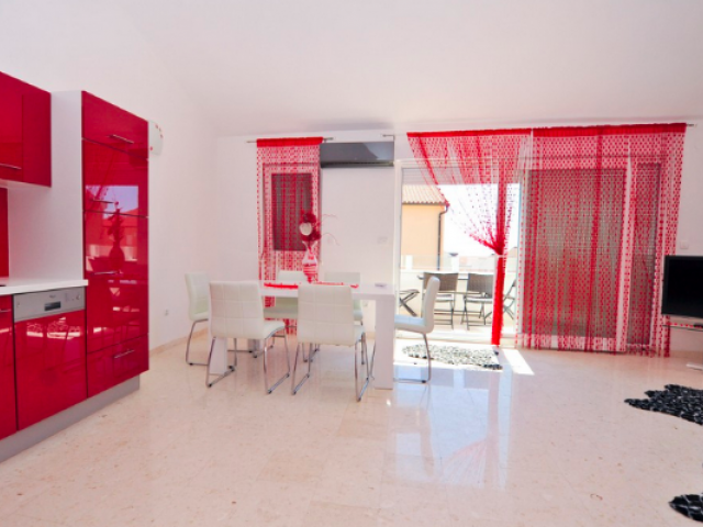 Novalja,Croatia,2 Bedrooms Bedrooms,1 BathroomBathrooms,Apartment,1118