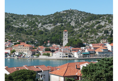 Tisno,Croatia,2 Bedrooms Bedrooms,1 BathroomBathrooms,Apartment,1046