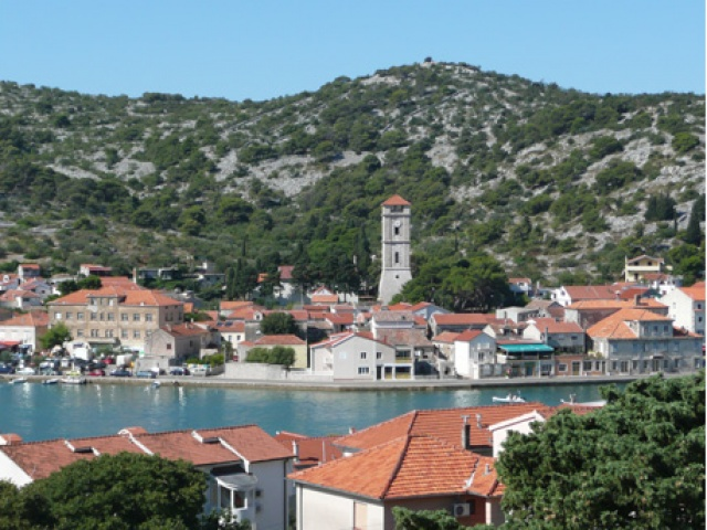 Tisno,Croatia,2 Bedrooms Bedrooms,1 BathroomBathrooms,Apartment,1046