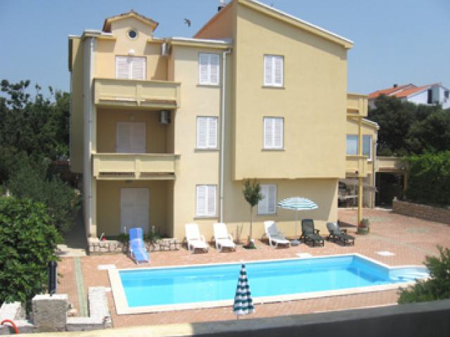Novalja,Croatia,1 Bedroom Bedrooms,1 BathroomBathrooms,Apartment,1056