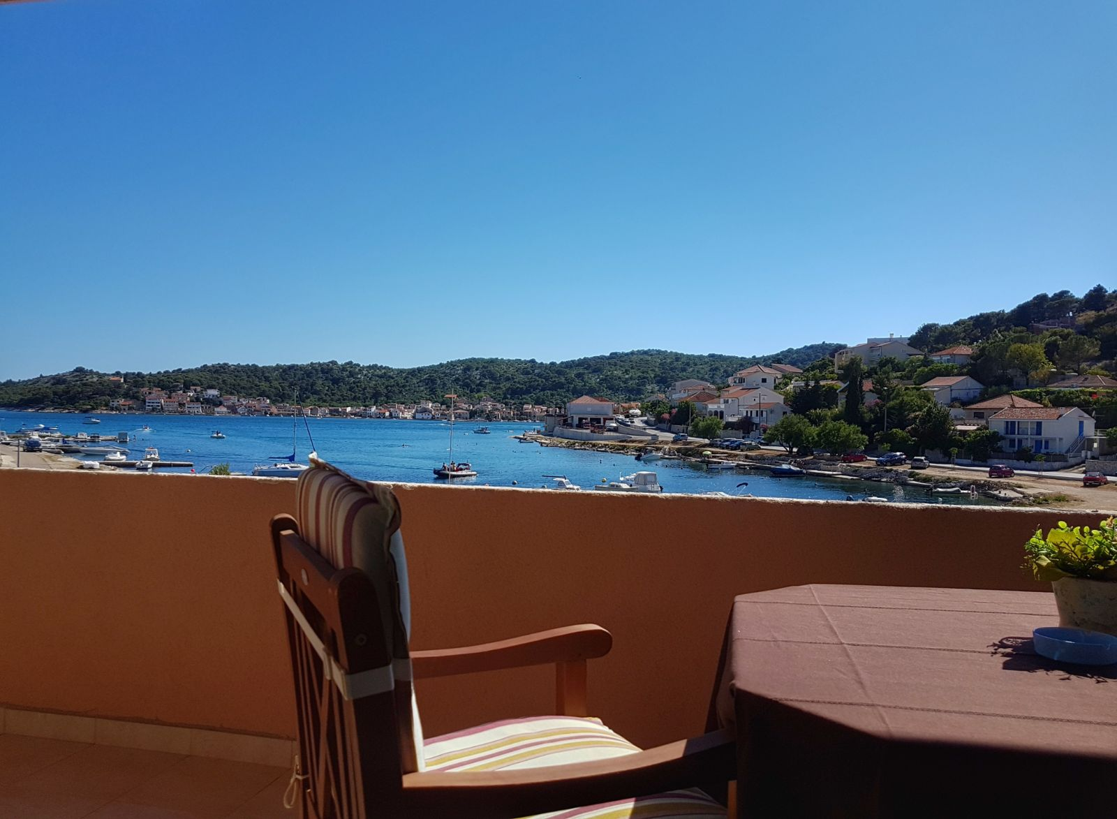 Tisno,Croatia,2 Bedrooms Bedrooms,1 BathroomBathrooms,Apartment,1080
